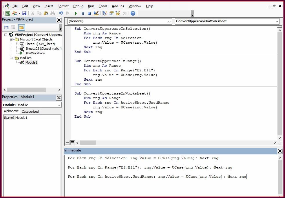Excel Vba Active Worksheet Range