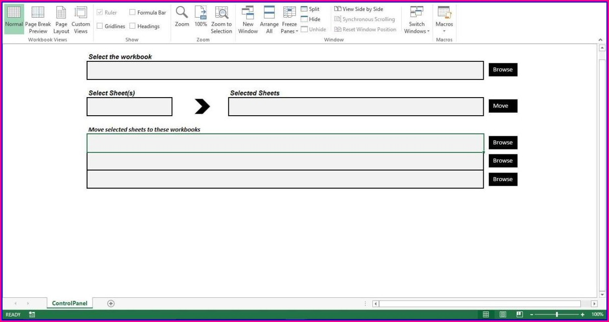 Excel Vba Copy Worksheet To Another Workbook And Rename