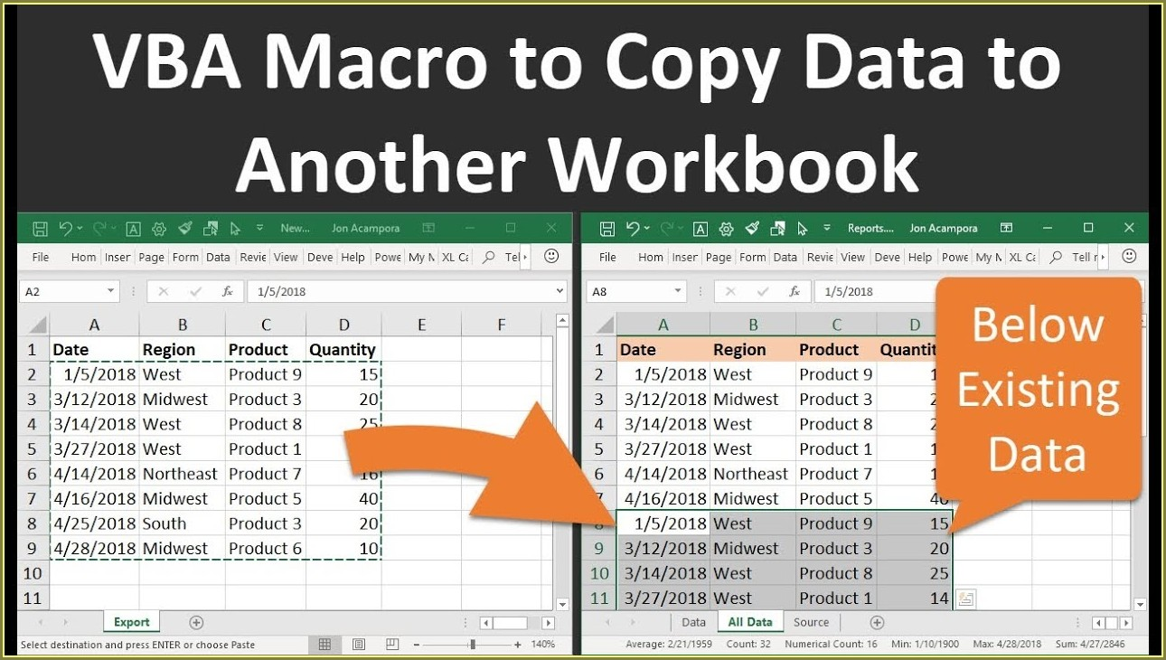 Excel Vba Copy Worksheet To Another Workbook And Save