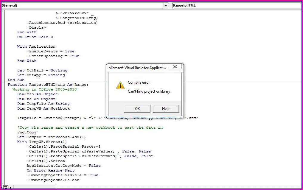 Excel Vba Delete Sheet Code