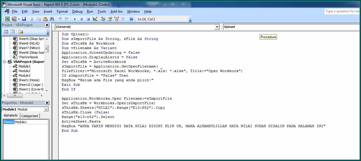 Excel Vba Get Workbook Filename
