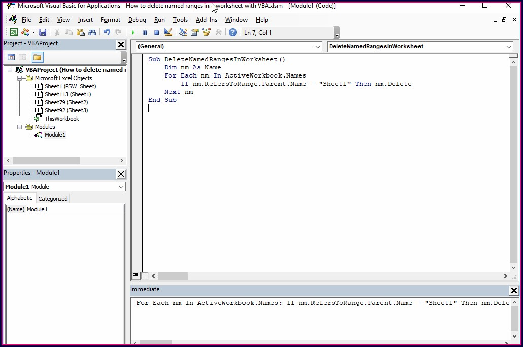 Excel Vba Set Worksheet By Name