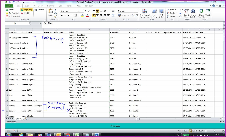 Excel Vba Sort Order1