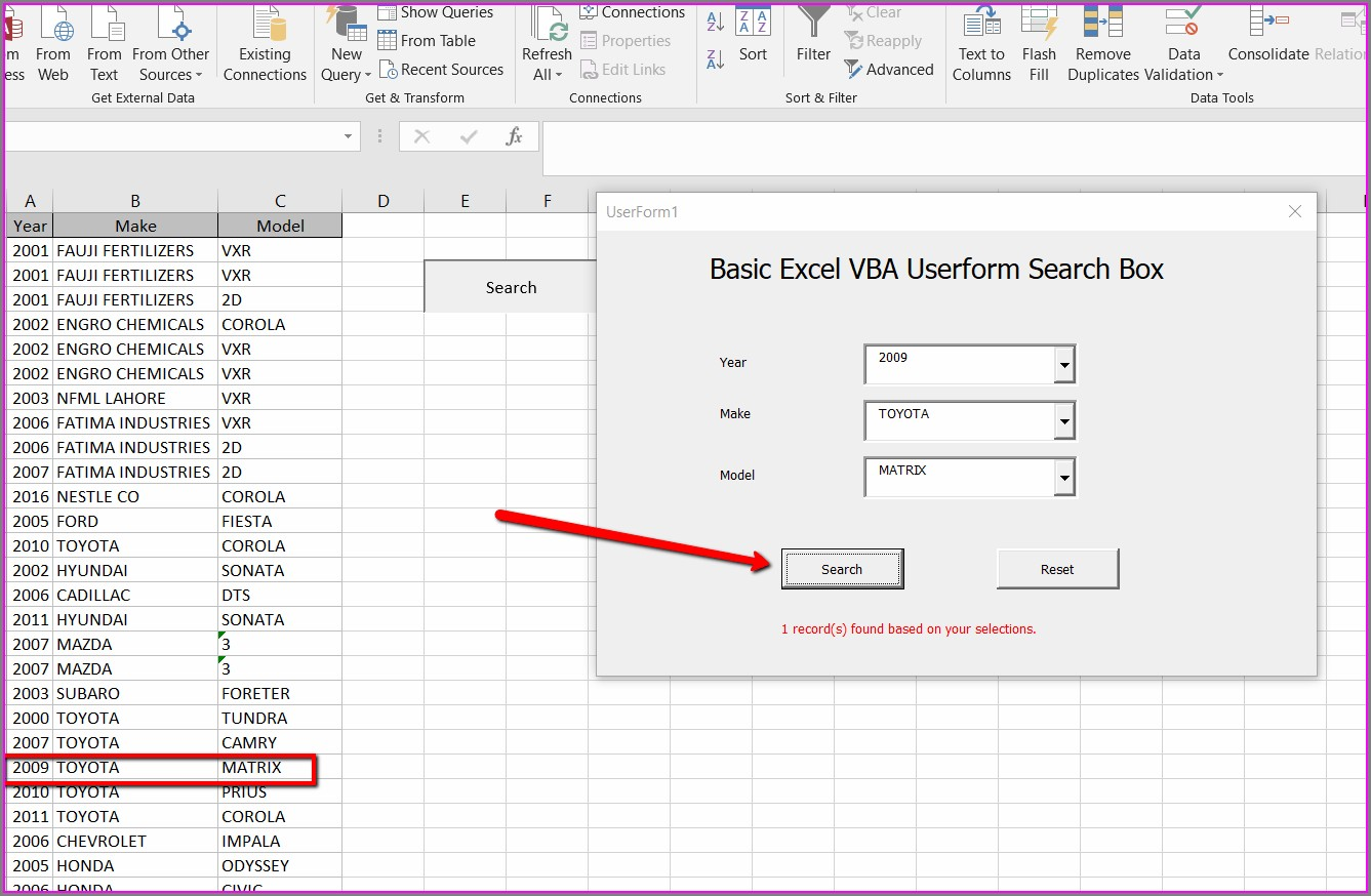 Excel Vba Sort Property