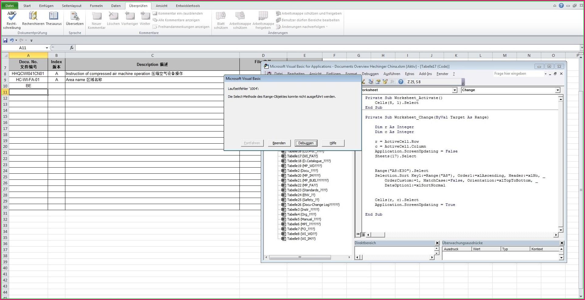 Excel Vba Sort Type