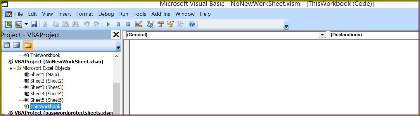 Excel Vba This Workbook Select