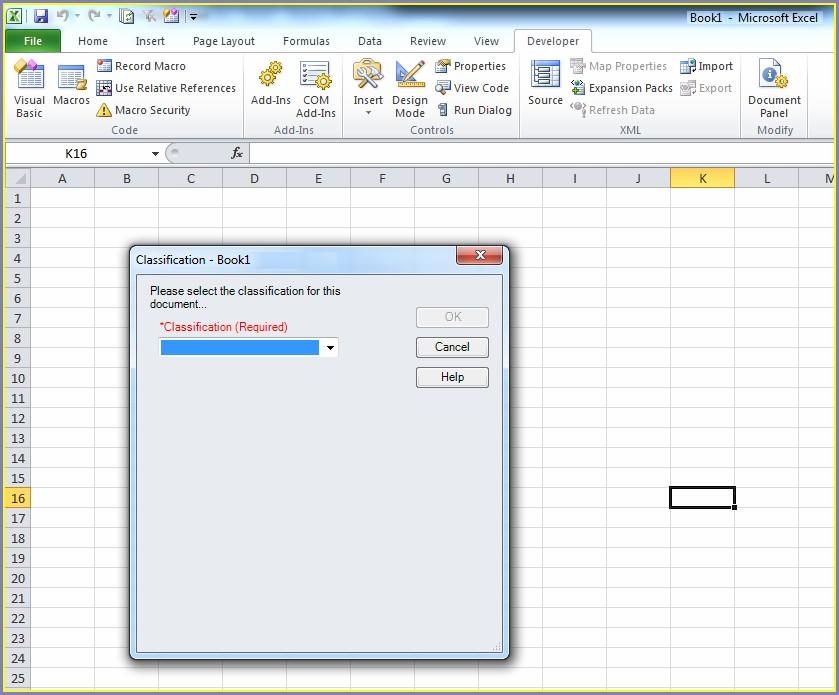 Excel Vba Workbook Open Event Not Working