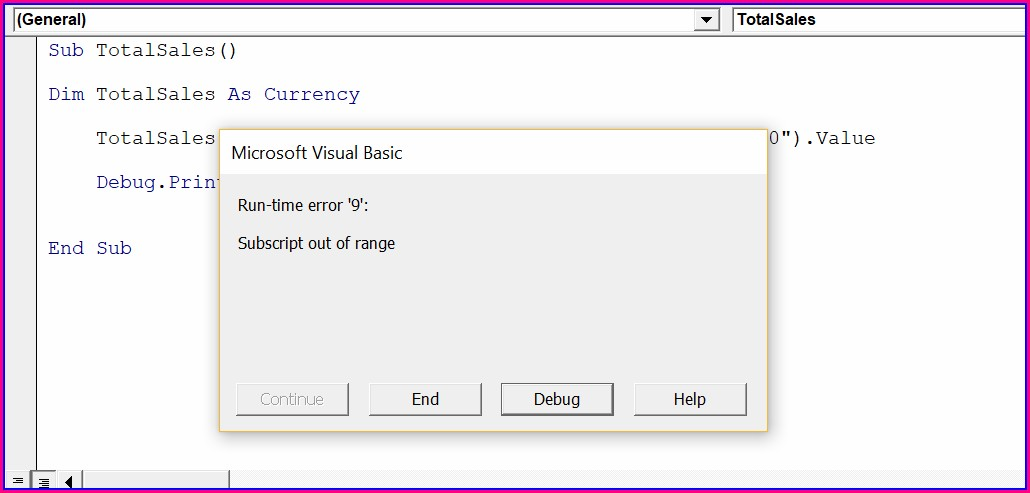 Excel Vba Worksheet By Name
