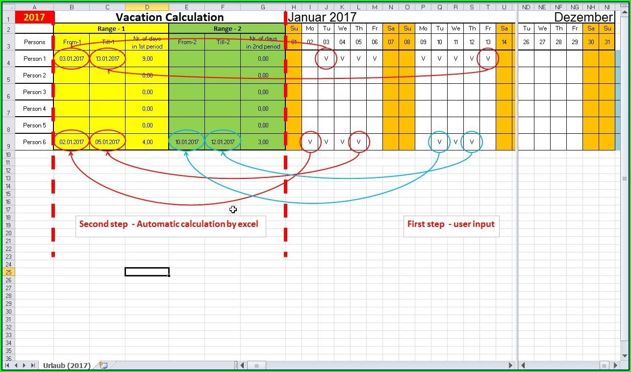 Excel Vba Worksheetfunction Networkdays