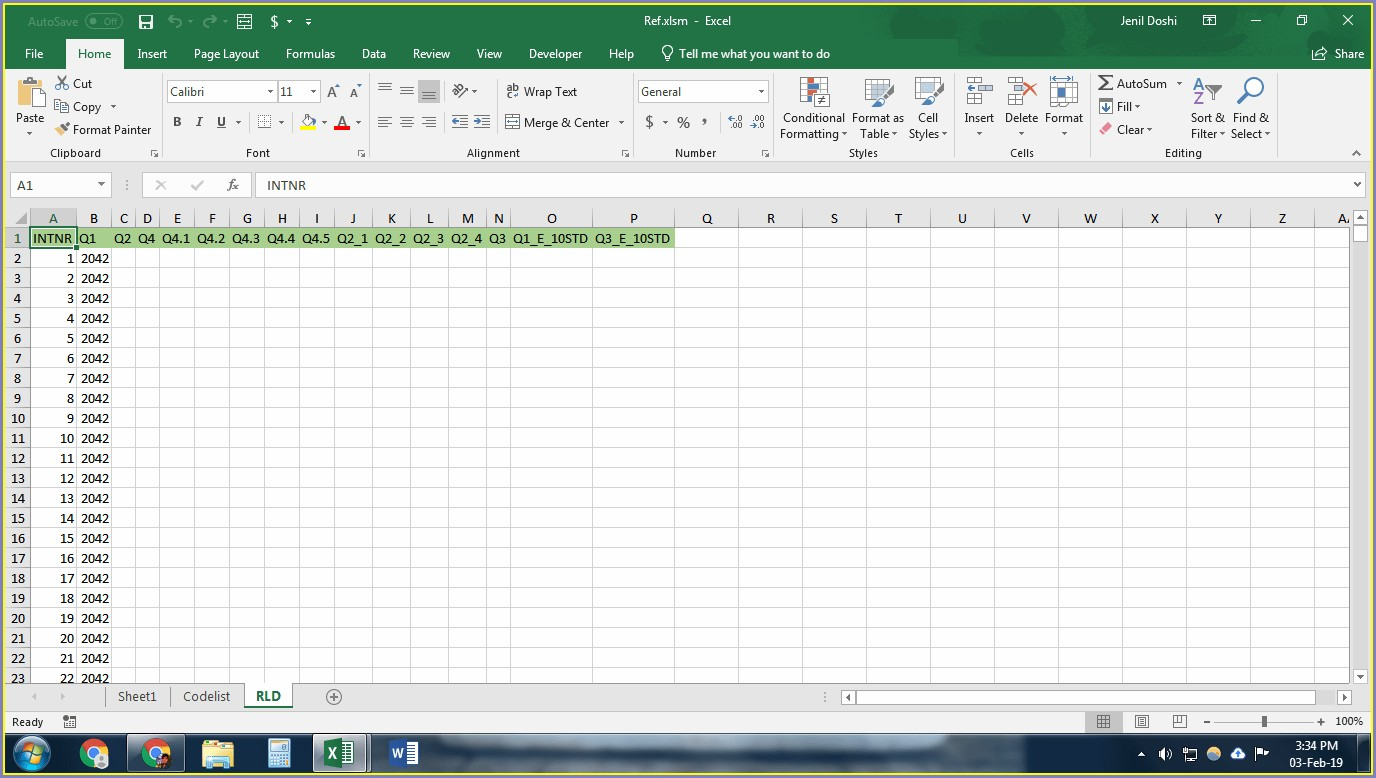 Excel Vba Worksheetfunction Row