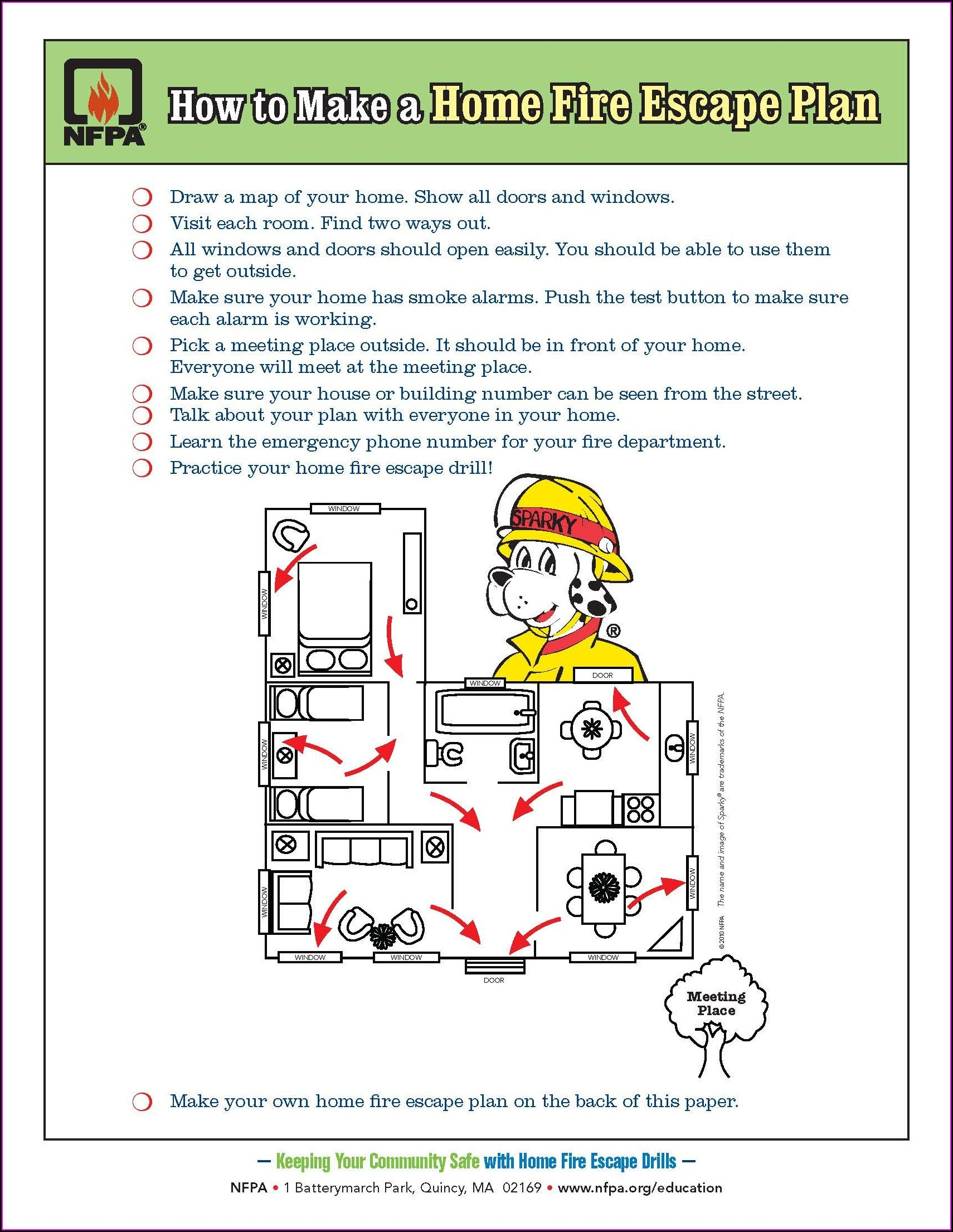 Fire Safety Worksheets For Ks1