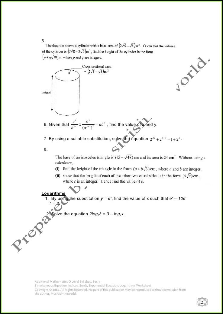 Fractions Worksheets Entry 3