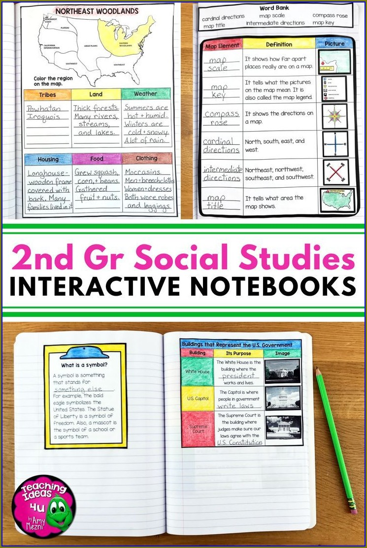 Government 2nd Grade Social Studies Worksheets