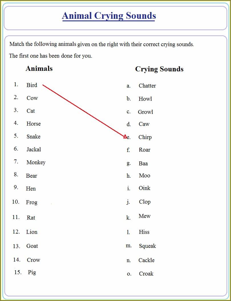 Grade 1 English Worksheets Pdf Free Download