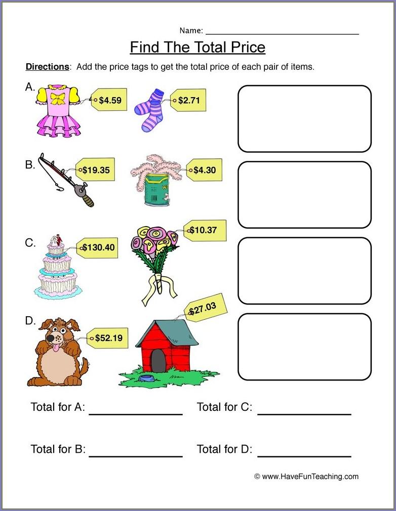 Grade 1 Preposition Of Time Worksheet
