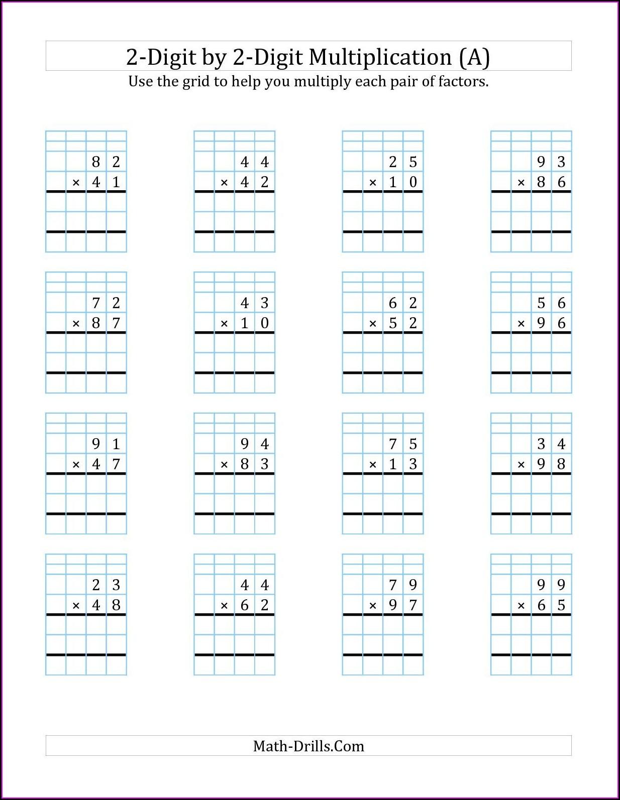 Grade 2 Math Worksheets Graphs