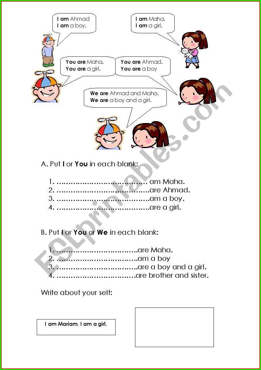 Grade 3 Grammar Worksheets With Answer Key