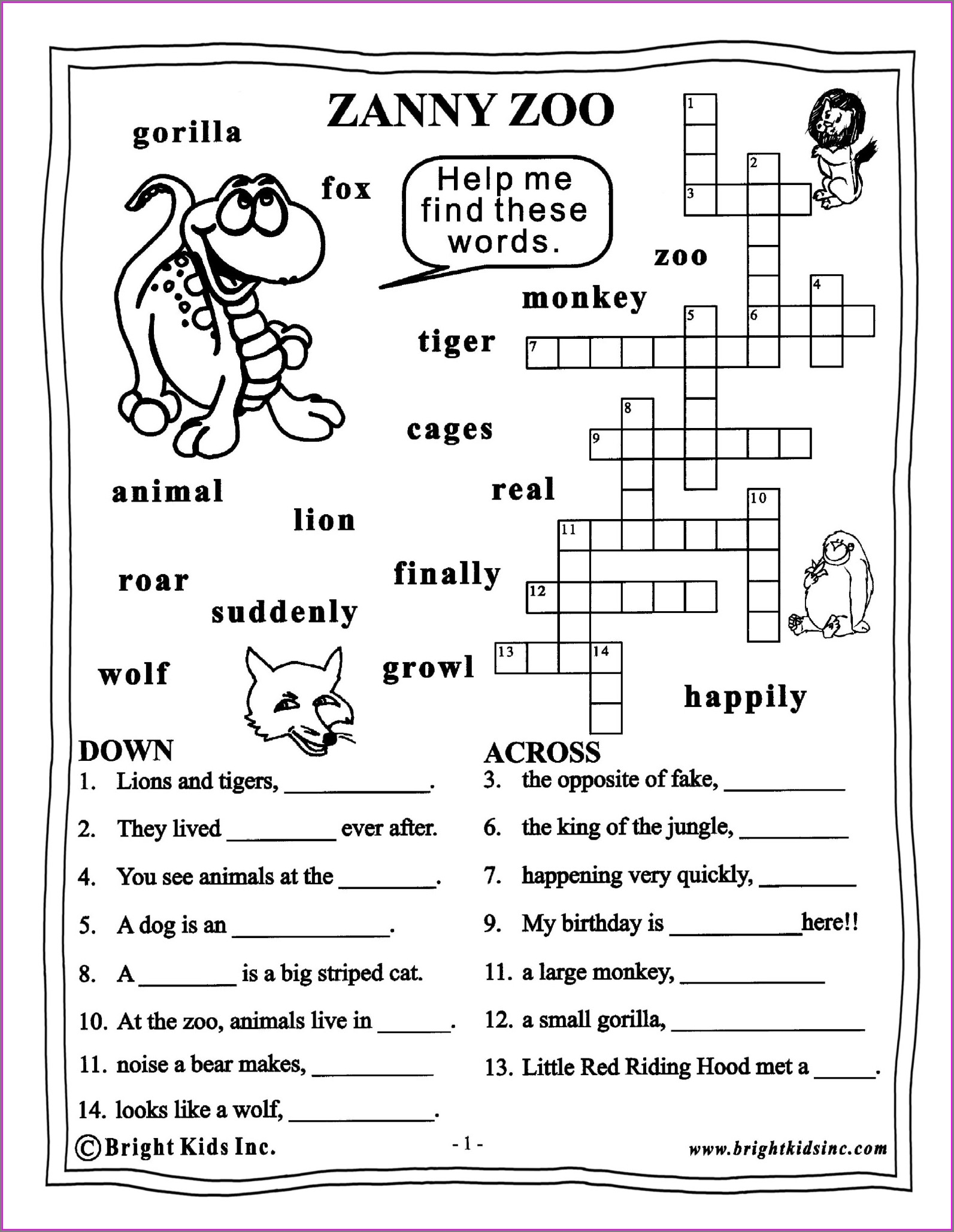 Grade 3 Year 3 English Worksheets Free