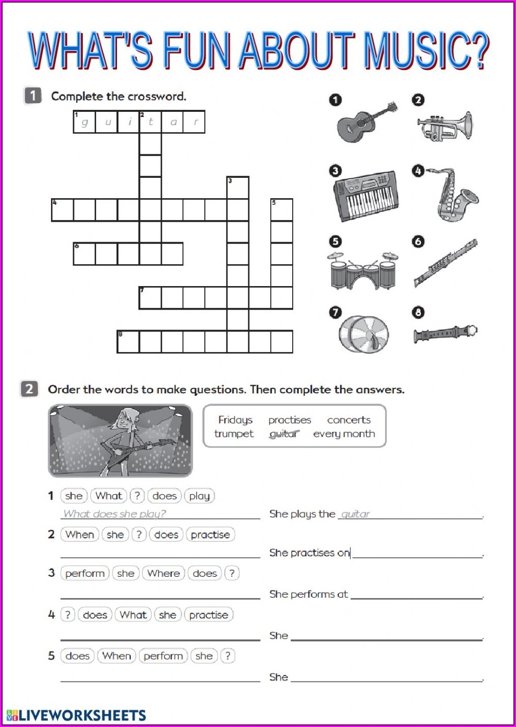Grade 4 Afrikaans Second Language Worksheets Pdf
