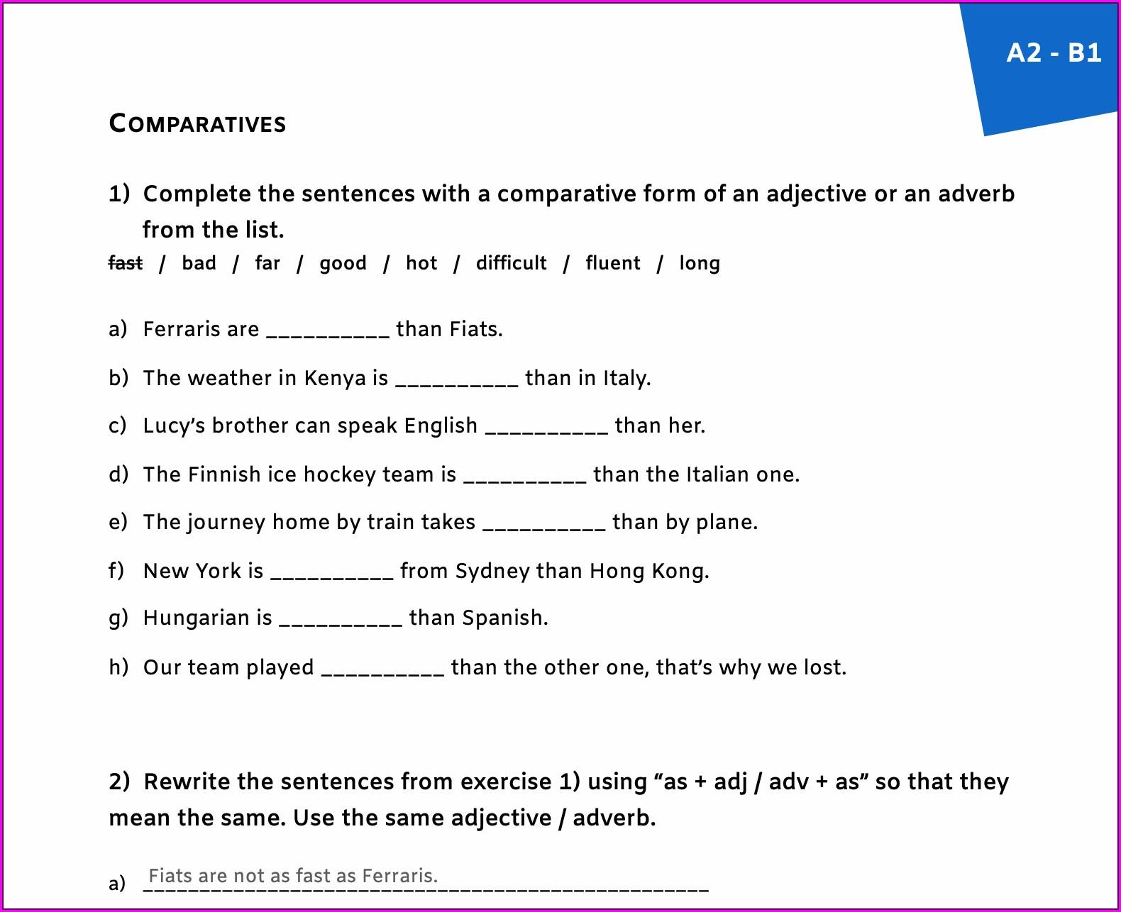 Grade 4 Language Worksheets Pdf
