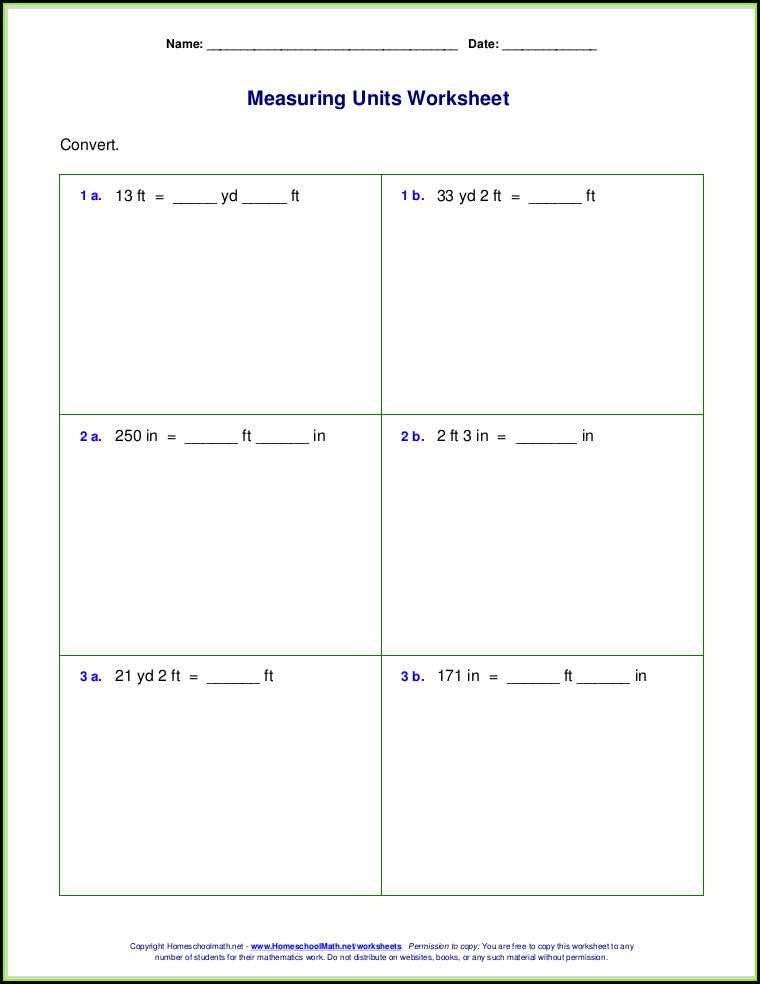 Grade 6 Math Curriculum Ontario Worksheets
