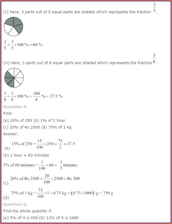 Grade 7 Worksheets On Rational Numbers