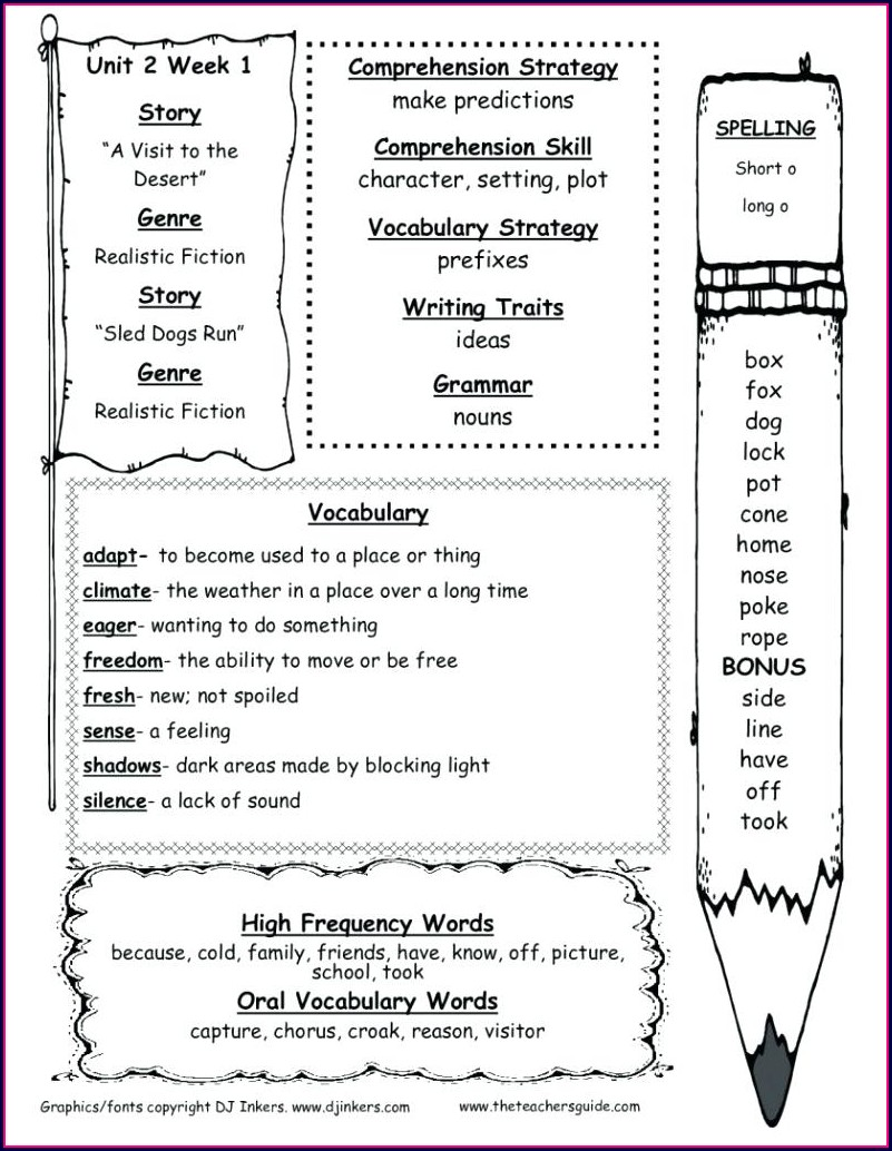 High School Spanish Reading Comprehension Worksheets