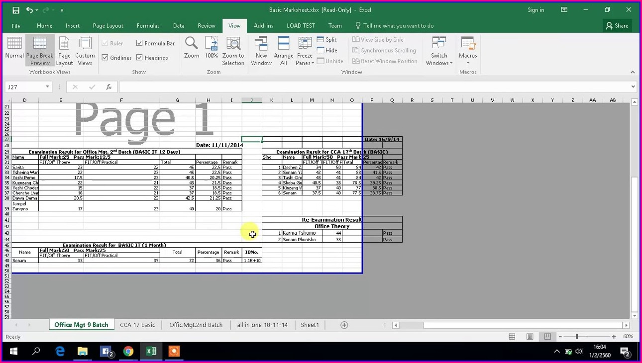 How To Compress Excel File For Printing
