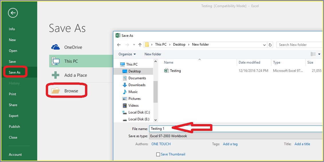 How To Compress Excel File Without Zip
