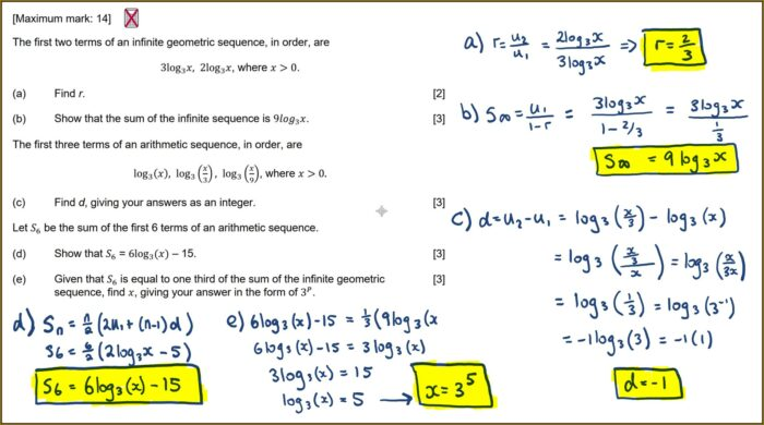 Ib Math Sl Integration Worksheet