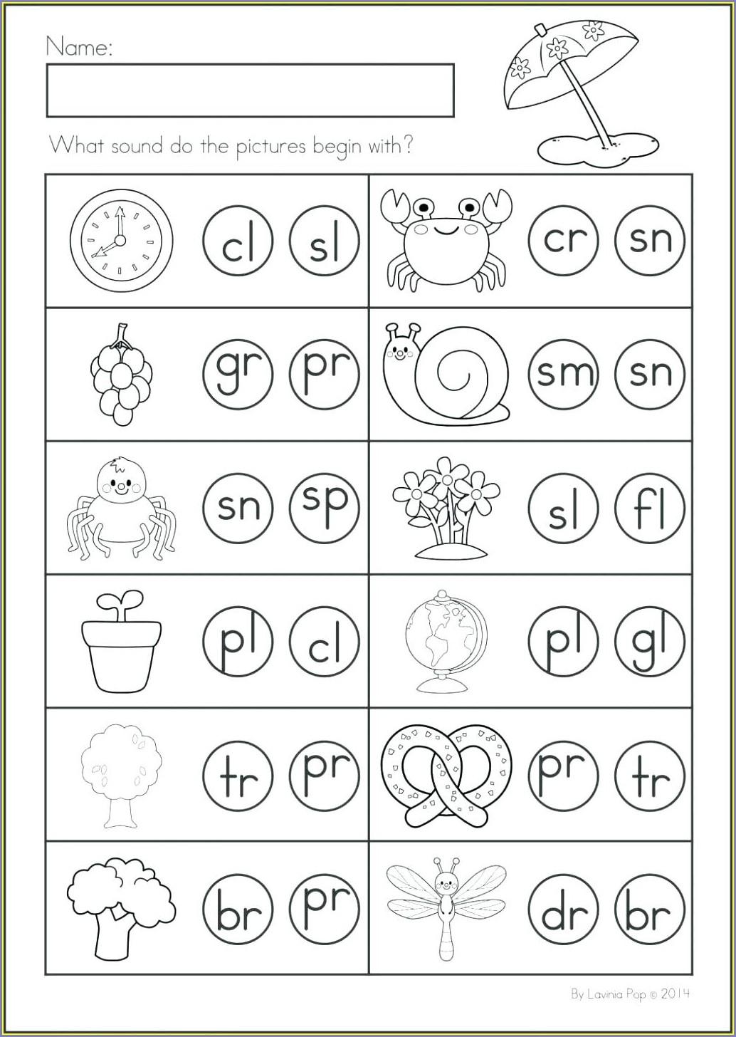 Kindergarten Worksheets Writing Sentences