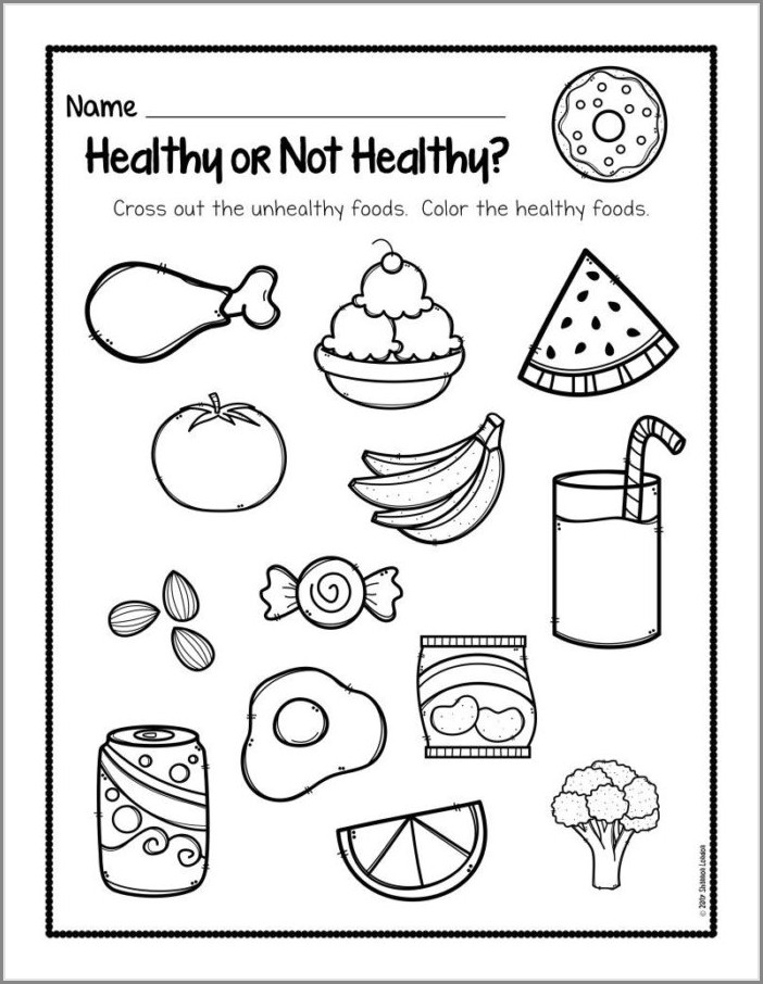 Letter Free Worksheet For Preschool