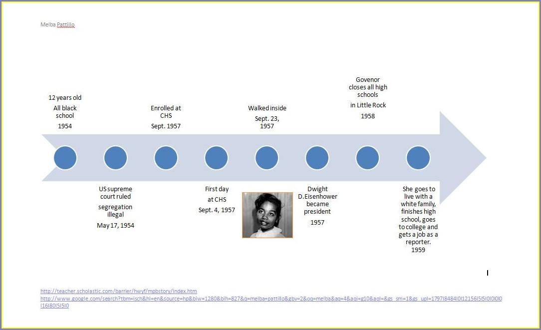 Mae Jemison Timeline Worksheet