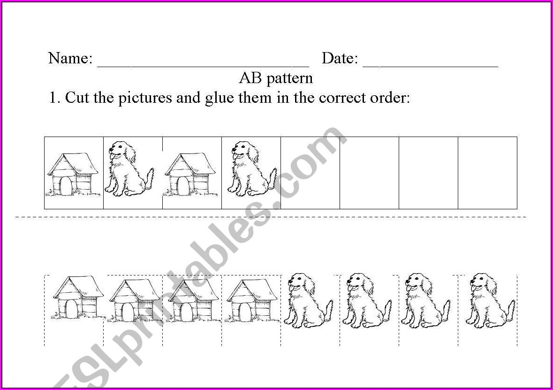 2nd Grade Number Sequence Worksheets Worksheet Resume