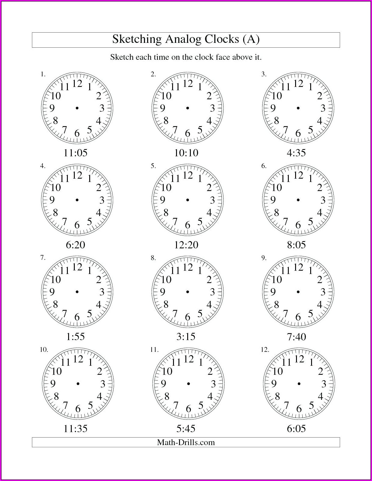 Math Word Problems Equations Worksheets