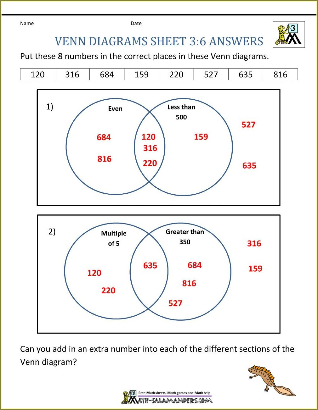 Math Word Problems Worksheet Pdf