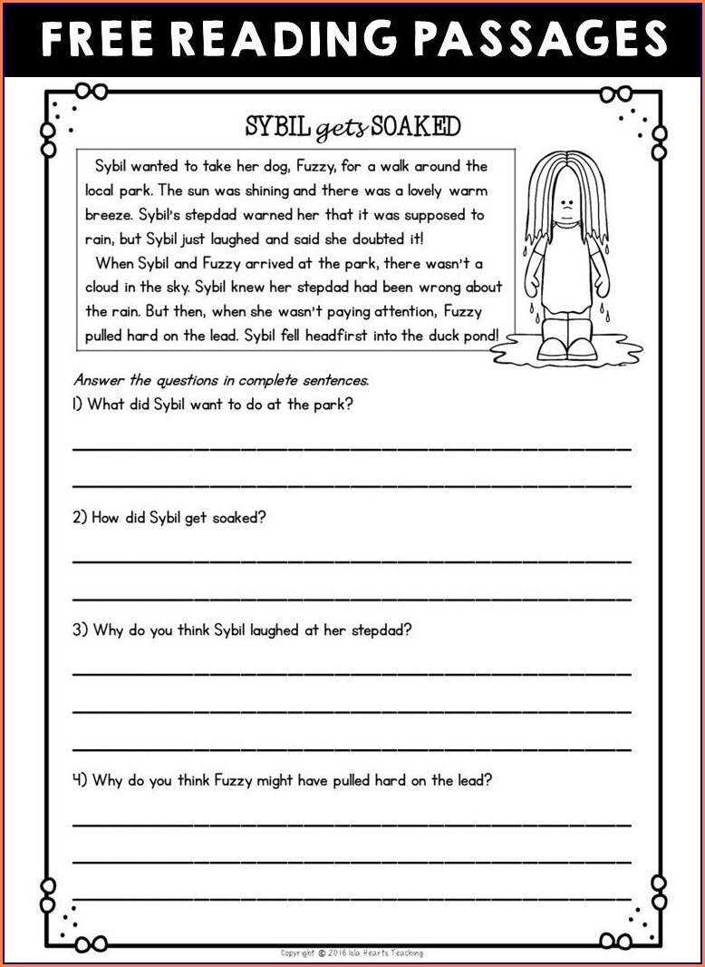 Math Word Problems Worksheets For Grade 3