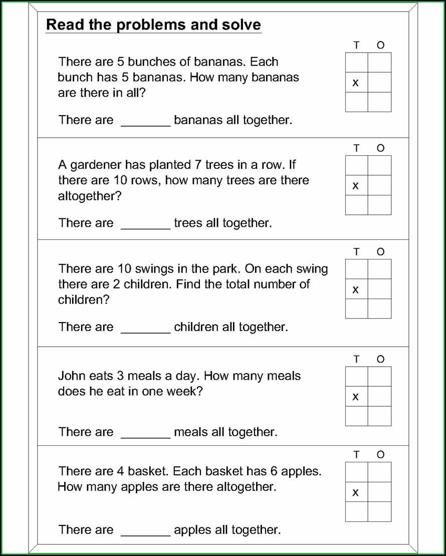 Math Worksheets Algebra Inequalities