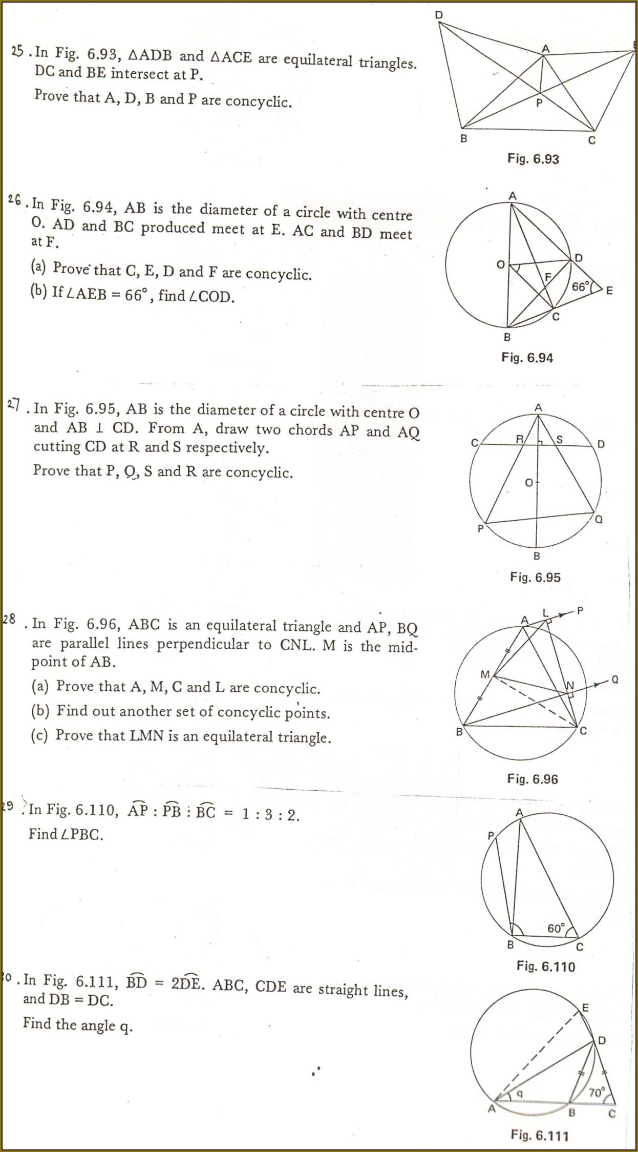 Mental Math Worksheet Year 4