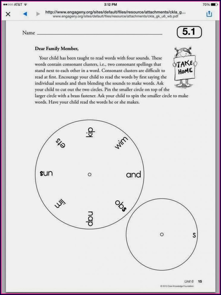 Order Of Operations Worksheet Common Core
