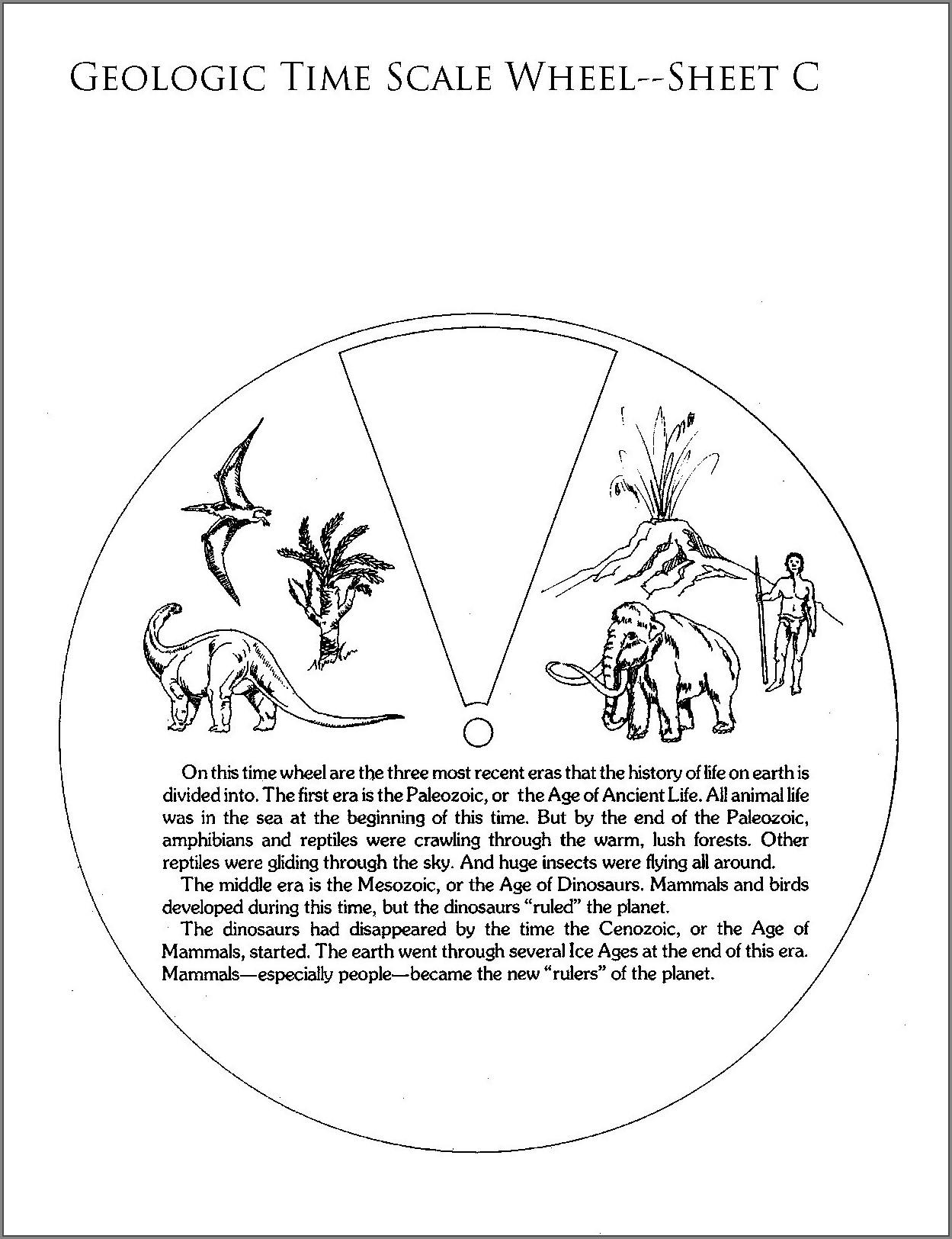 Plate Tectonics Vocabulary Worksheet