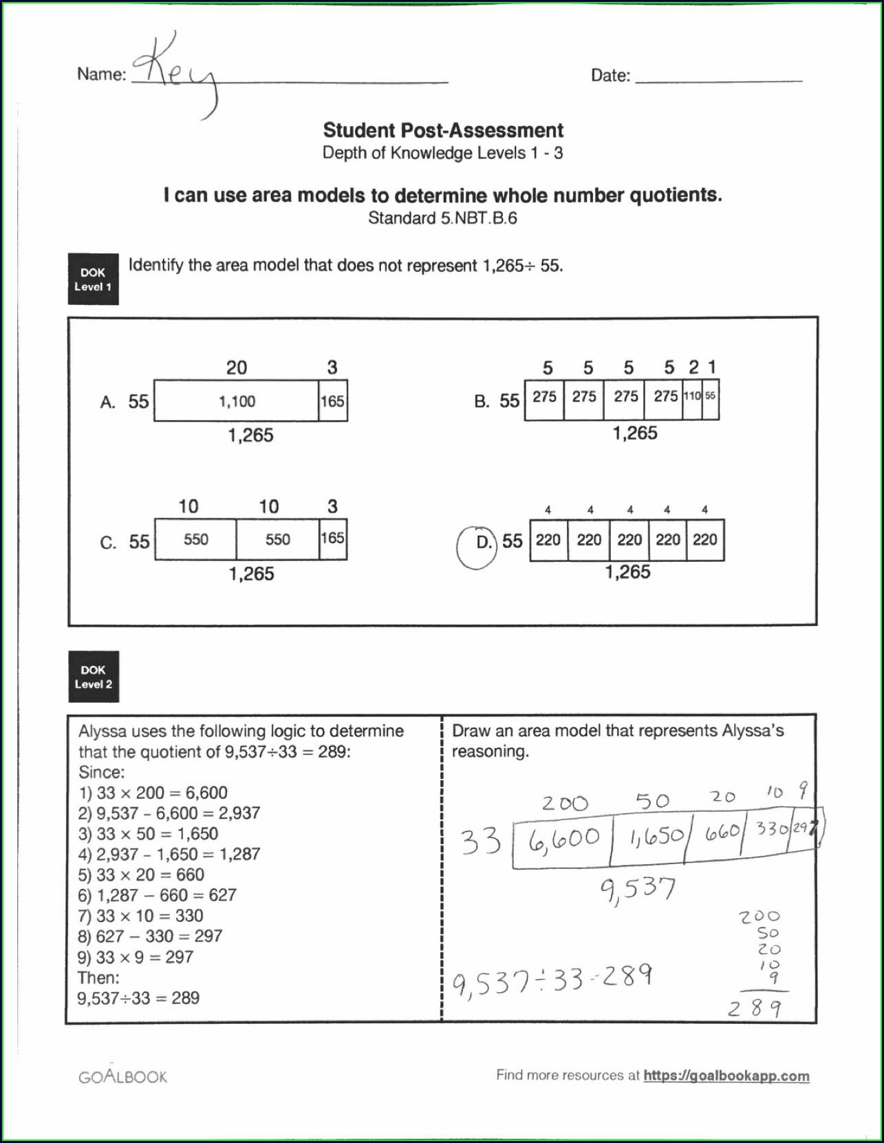 Printable Decimal Multiplication Worksheets