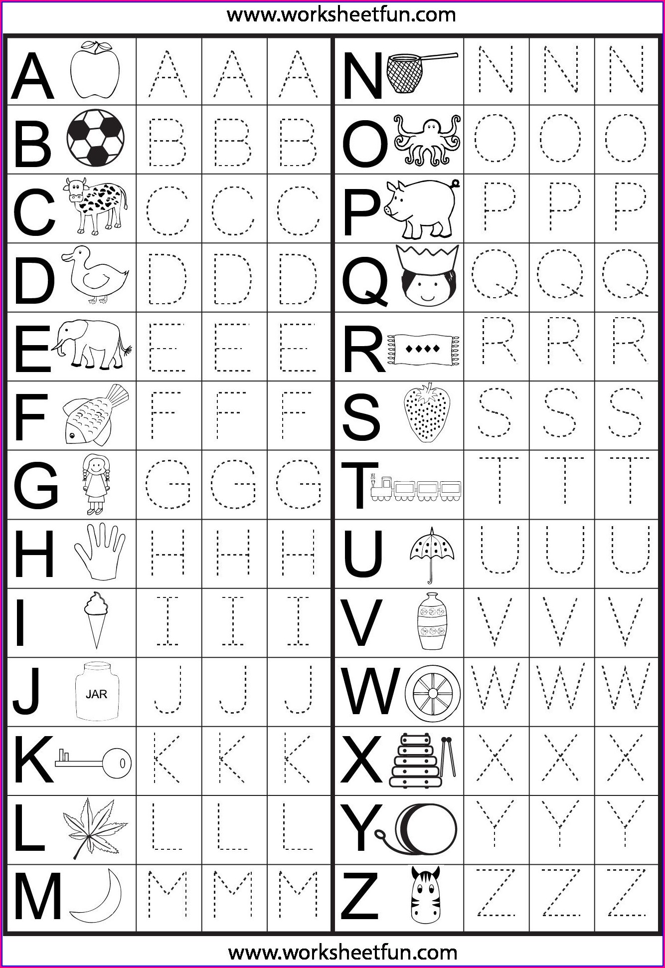 Printable Number 13 Worksheet Preschool