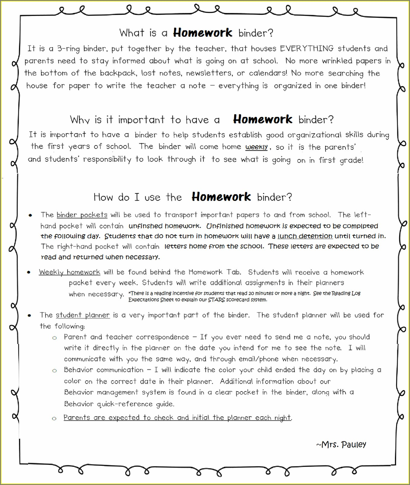 Reading And Writing Worksheet For Kindergarten