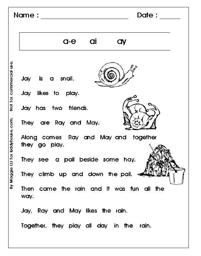 Reading Comprehension First Grade Reading Comprehension Free Printable Worksheets For 1st Grade