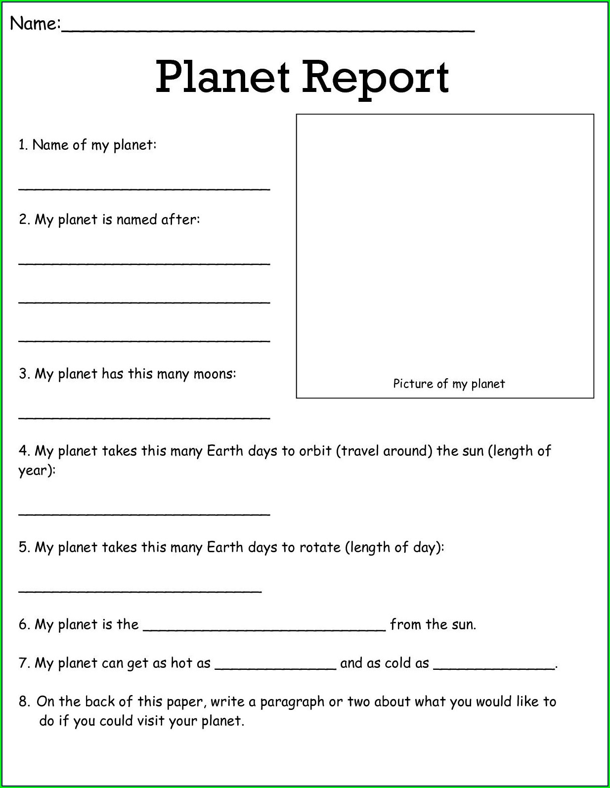 Social Science Worksheet For Class 4