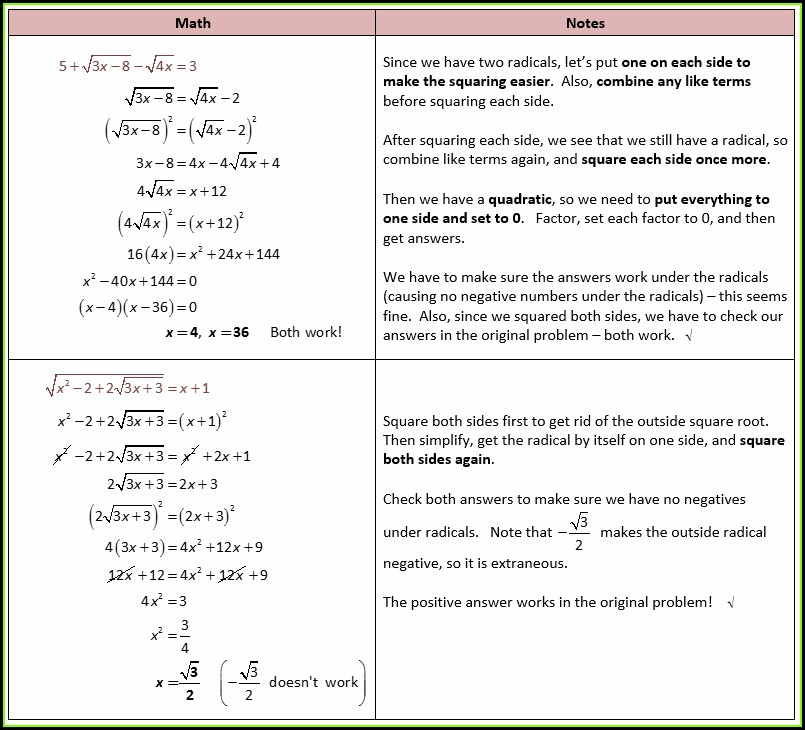 Solving Equations And Inequalities Worksheet Pdf