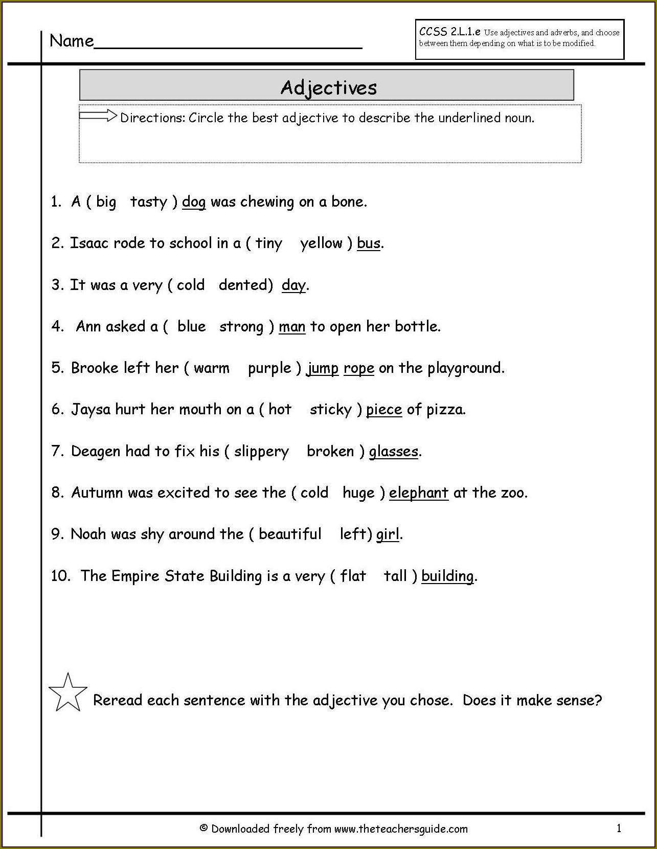 Subject Verb Agreement Worksheet Class 8 Pdf