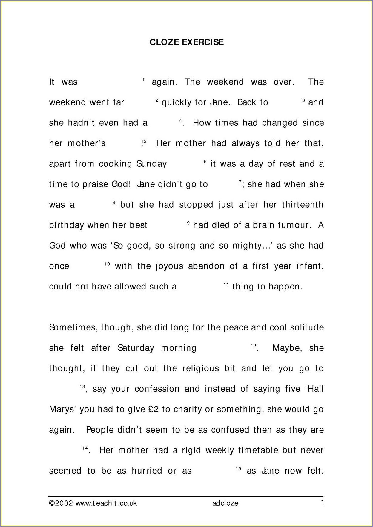 Subject Verb Agreement Worksheet First Grade