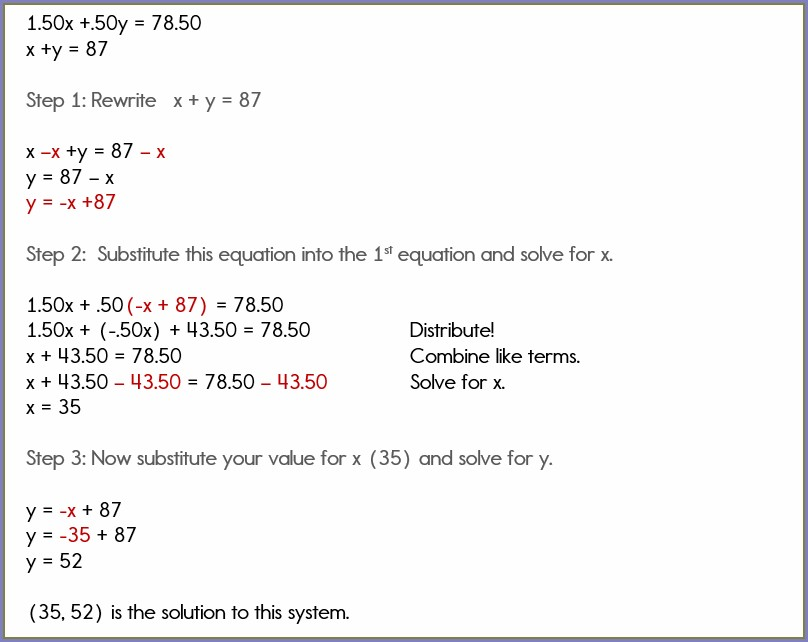 Systems Of Equations Word Problems Basketball